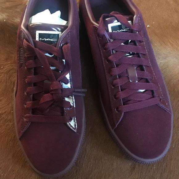 Puma Shoes | Puma X Mac Sneakers | Poshmark